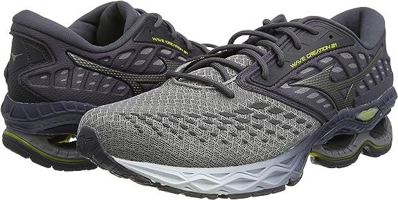 Mizuno Wave Creation 21, Zapatillas de Running para Hombre: Amazon ...