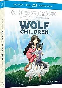 Wolf Children (Blu-ray/DVD Combo)