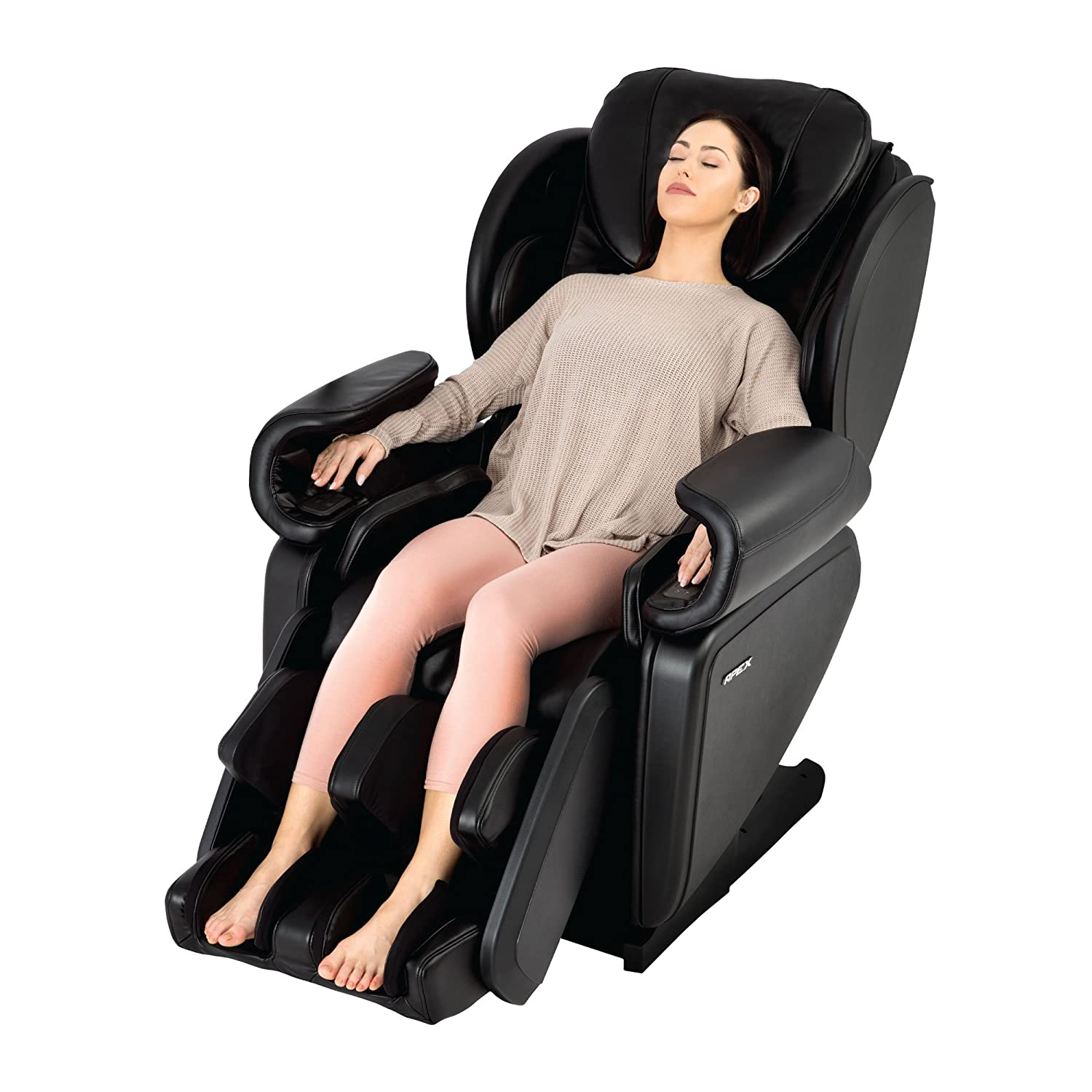 Amazon Apex AP Pro Regent Ultra Advanced Massage Chair Black