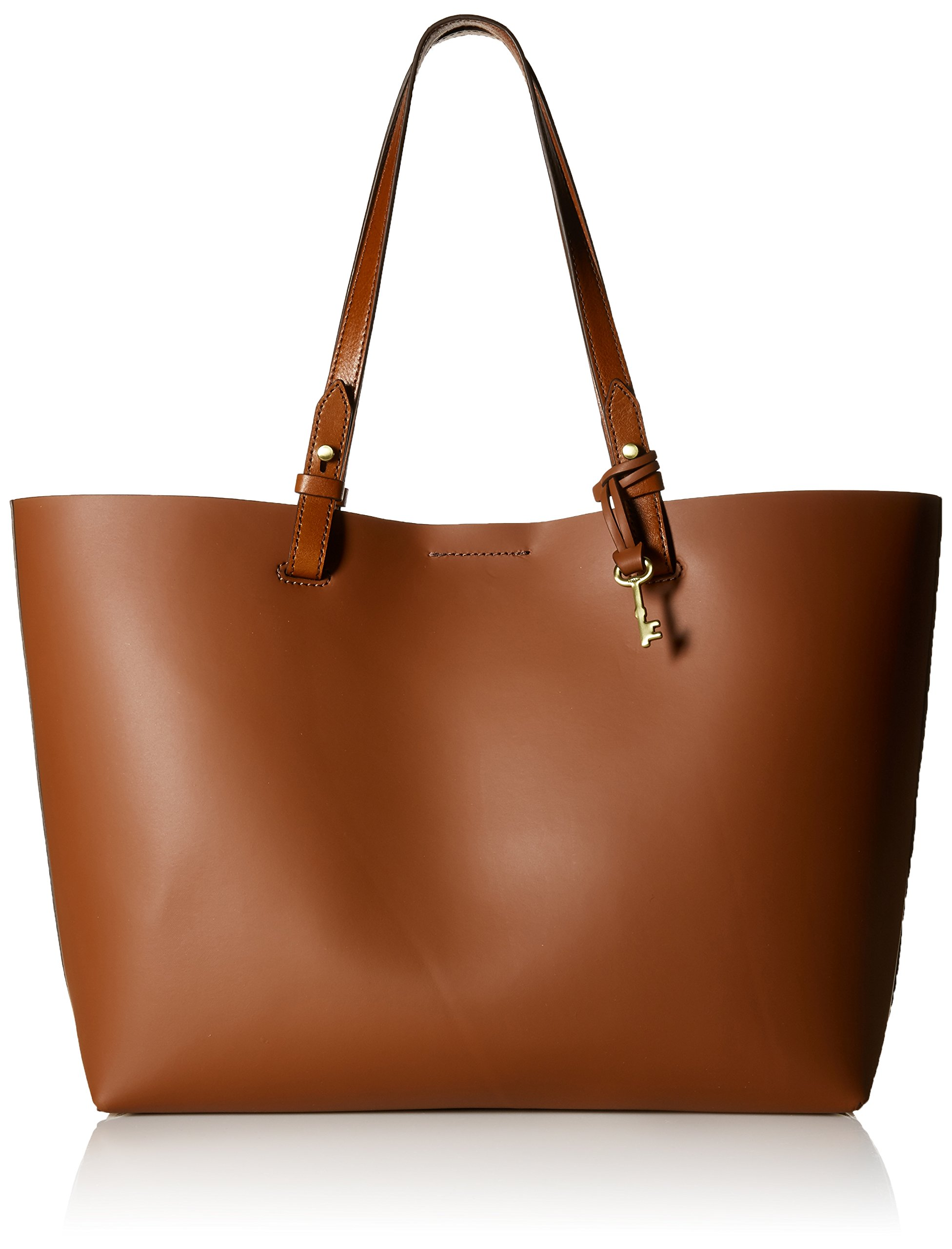 Fossil Rachel Tote, Brown, One Size