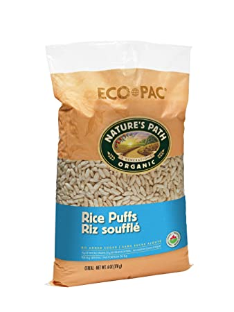 Nature Path's Organic Rice Puffs