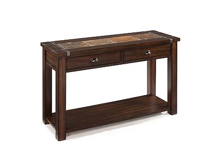 Magnussen T2615 Roanoke Rectangular Sofa Table