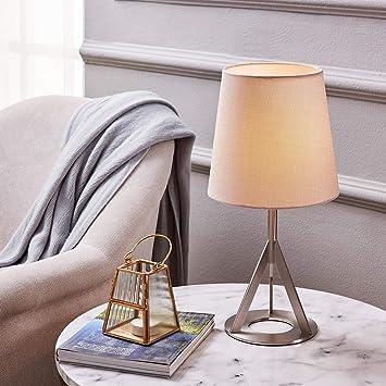 Amazon.com: Versanora VN-L00066K Aria - Lámpara de mesa ...