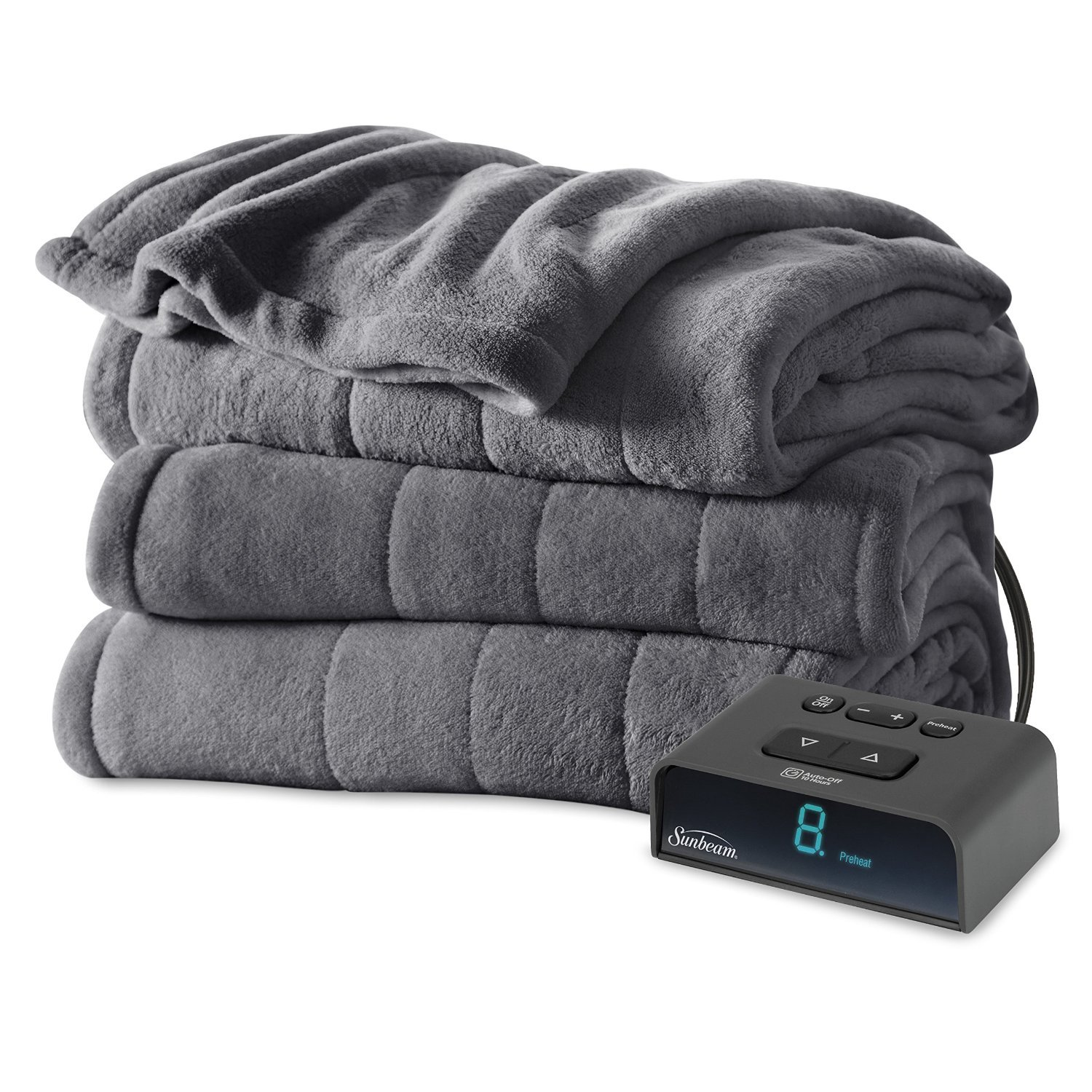 The Sunbeam Electric Blanket With 1,000 5-Star Reviews Helps Me Fall Asleep Instantly The Sunbeam Electric Blanket With 1,000 5-Star Reviews Helps Me Fall Asleep Instantly new picture