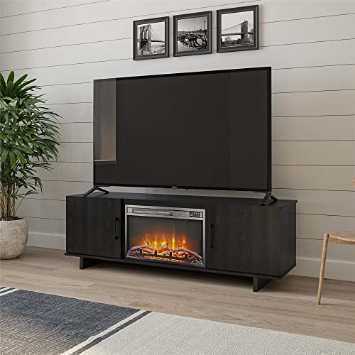 Ameriwood Home Southlander Fireplace 60″