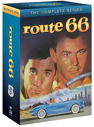 Amazon com: Route 66: The Complete Series