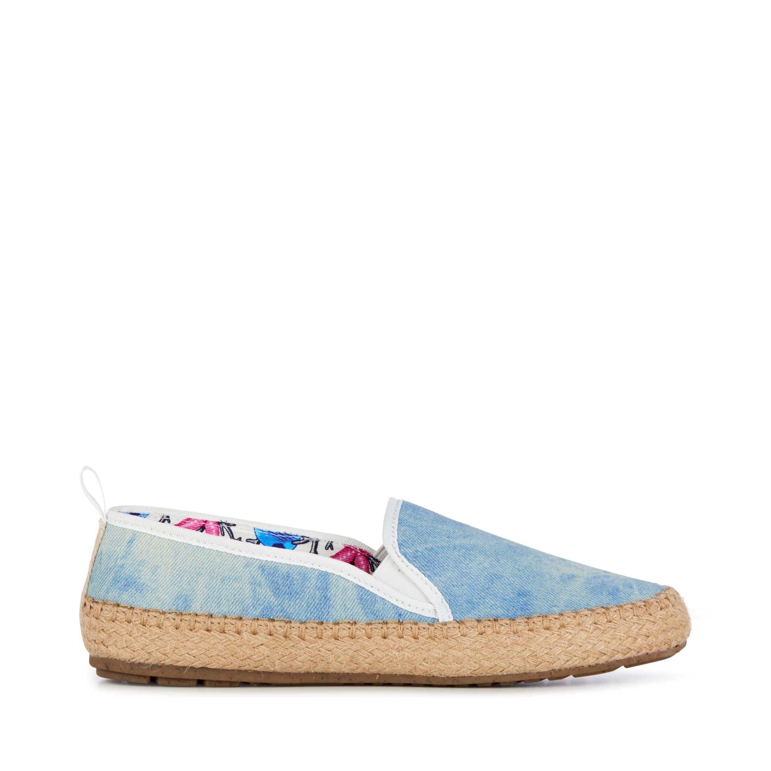 EMU Australia Womens Shoes Gum Canvas Size 8