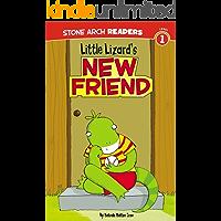 Little Lizard's New Friend (Little Lizards)