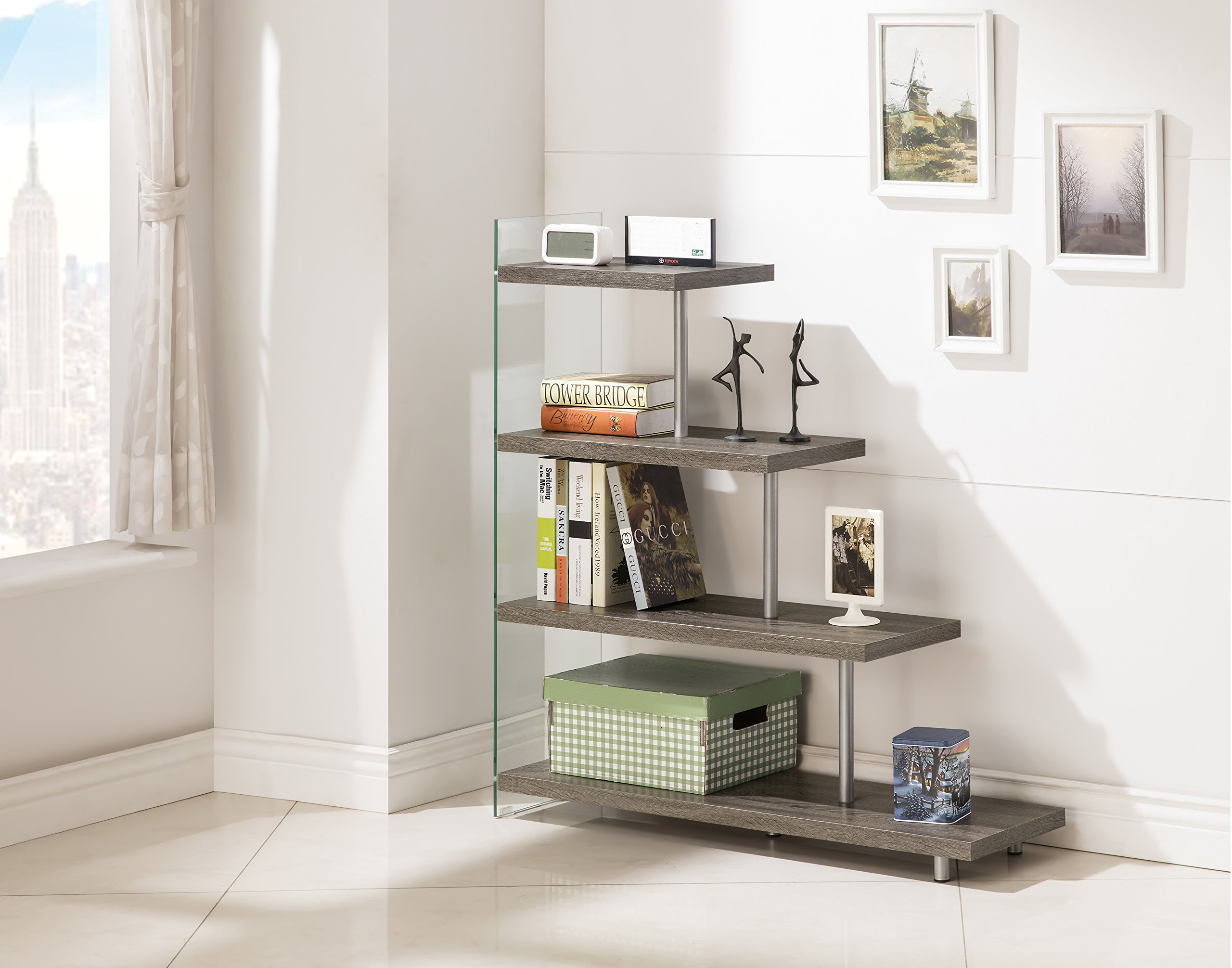 bookshelf room furniture support beadboard wooden magnificent marble white chrome ideas cabinet divider bookcase metal knob glossy storage brown floor interior with in dividers round wall design turqouise square thick based small and