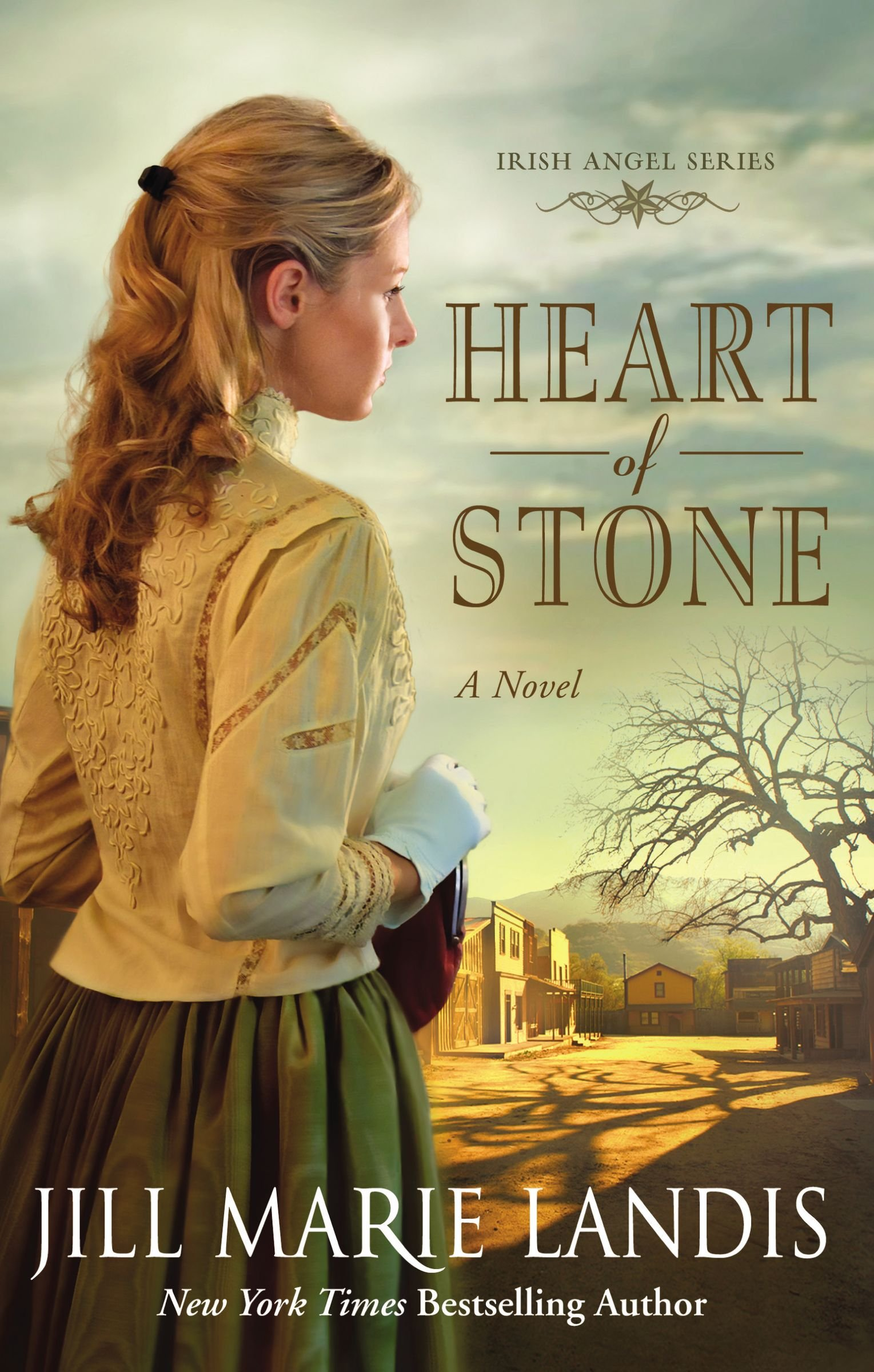 Heart of Stone: A Novel (Irish Angel Series) PDF