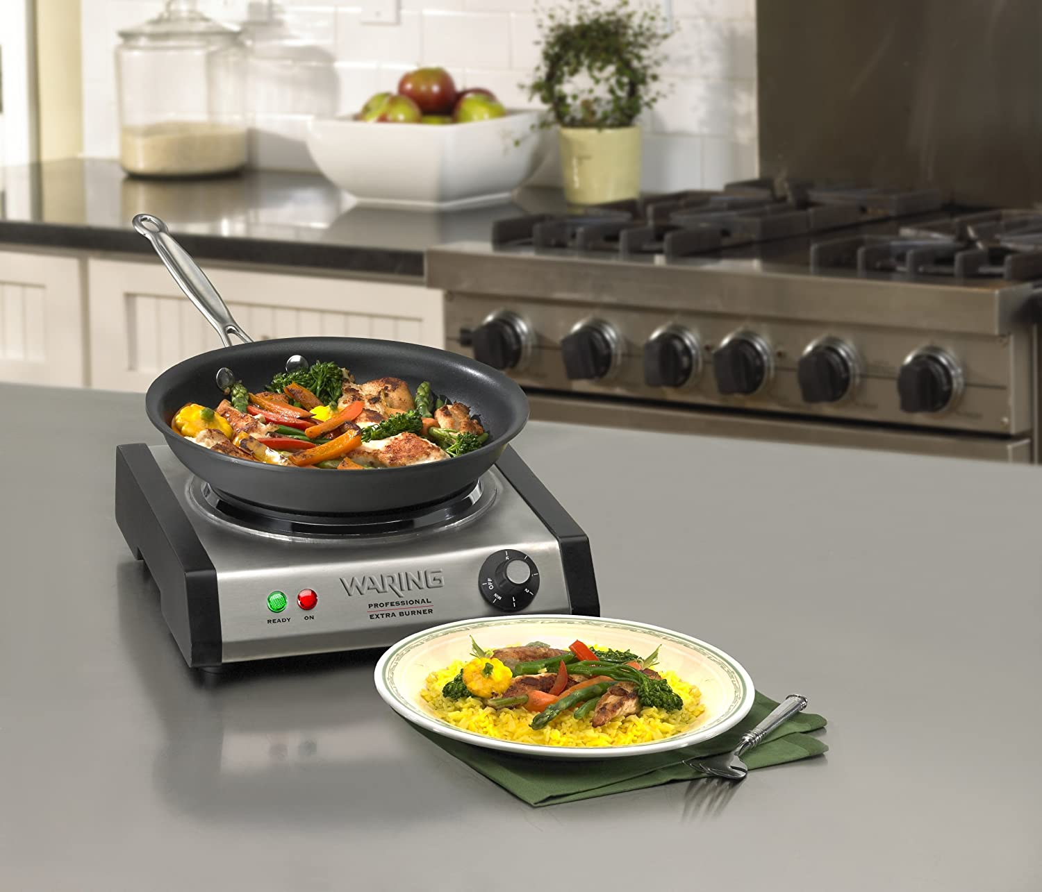 Best Electric Hot Plate for Camping