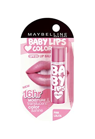 Image result for Maybelline New York's Baby Lips Color