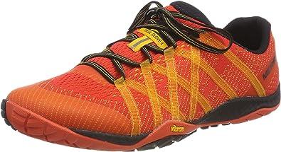 Merrell Trail Glove 4 E-Mesh, Zapatillas de Running para Asfalto ...