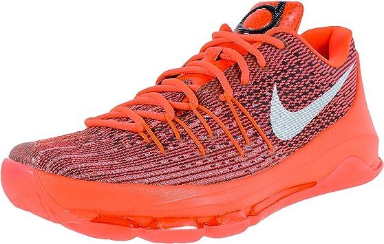 Nike Men's KD 8 Bright Crimson/White
