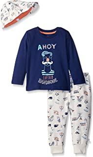 Amazon.com: OFFCORSS Baby Boy Newborn Cotton Jogger Sweatpants ...