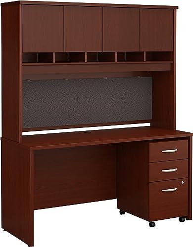 Bush Business Furniture Series C Office Desk