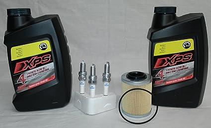 Amazon com: Sea-Doo SPARK Oil Change Kit Rotax 900 ACE SeaDoo