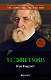 Ivan Turgenev: The Complete Novels [newly updated] (Book House Publishing) (The Greatest Writers of All Time)