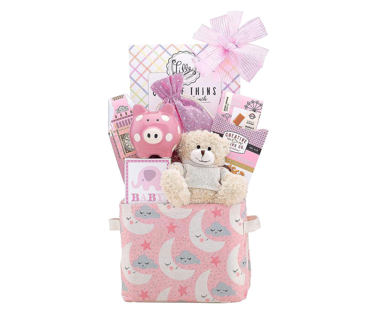 Fox 3-Tier Diaper Cake – Baby Shower Gift for a Boy – Newborn Gift Idea