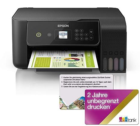 Epson EcoTank ET-2720 - Impresora multifunción 3 en 1 ...