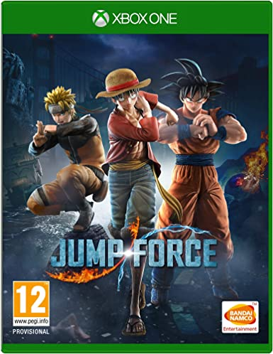Jump Force - Xbox One [Importación francesa]: Amazon.es: Videojuegos