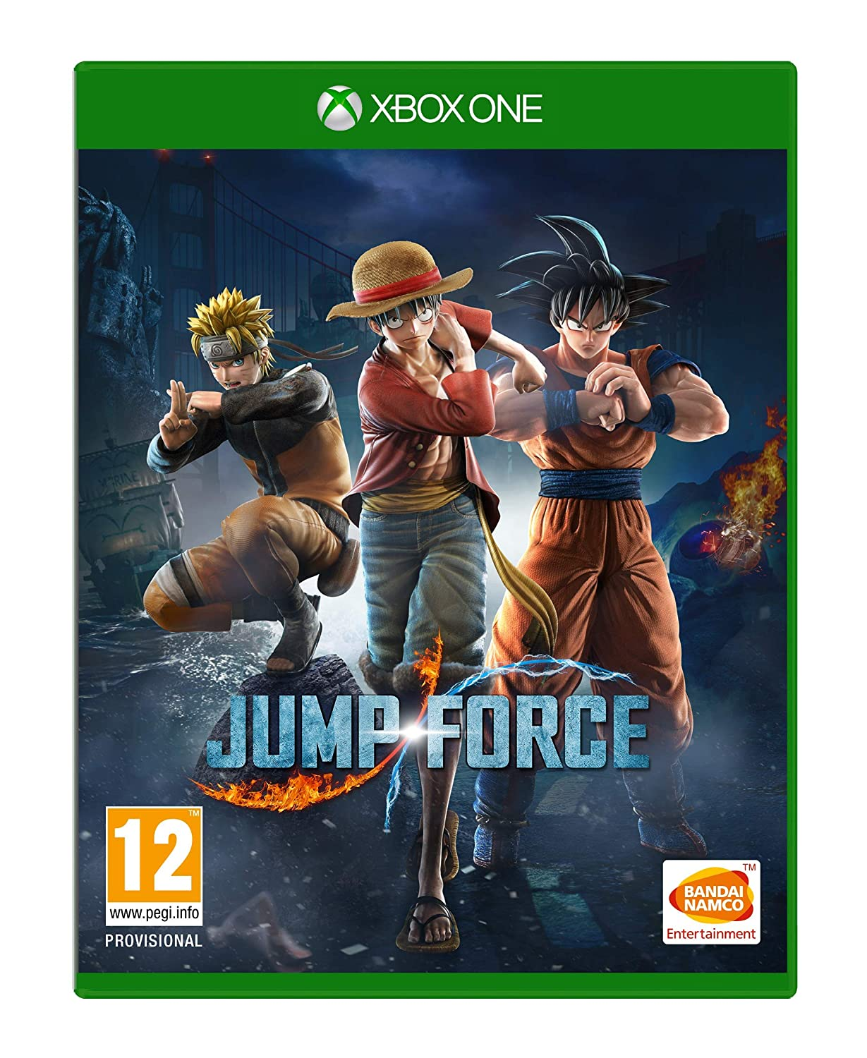 Amazon.com: Jump Force (Xbox One): Video Games