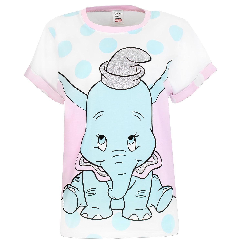 fab79fa828 Disney Dumbo - Pijama para mujer - Dumbo - XX Large  Amazon.es