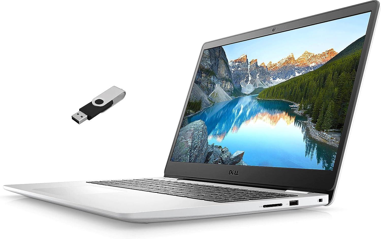 "2021 Dell Inspiron 3000 I3505 15.6"" FHD Business Laptop AMD Ryzen 3 3250U 12GB DDR4 256GB SSD +1TB HDD Radeon Graphics Fingerprint Reader Bluetooth RJ-45 Windows 10 Pro w/ Ontrend 32GB USB"