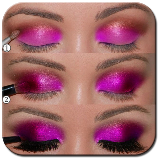 eye makeup tutorial step by