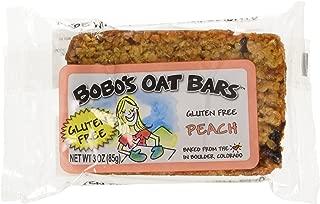 product image for Bobo's Peach Gluten Free Oat Bars (12x3oz)