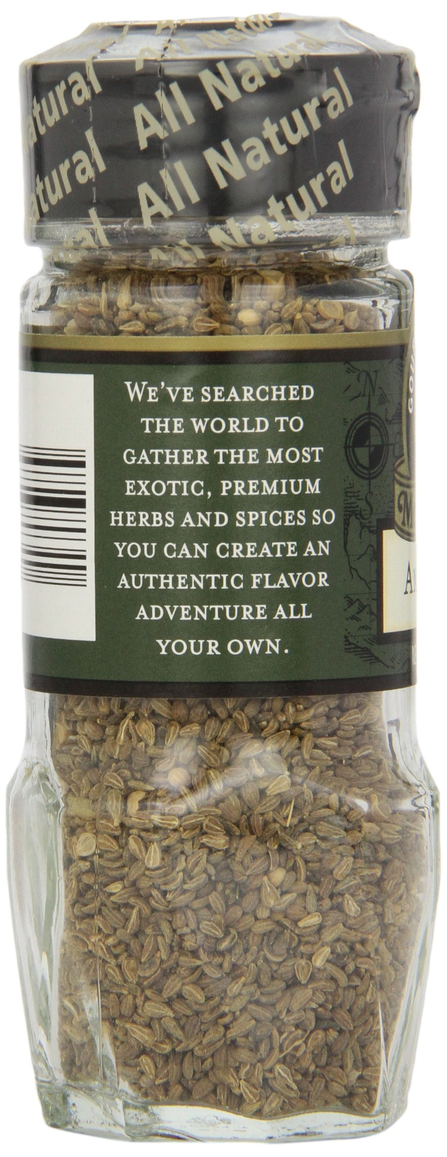 McCormick Gourmet Collection Anise Seed, 1.75 oz