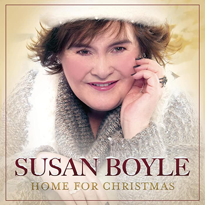 The Best Susan Boyle Home For Christmas