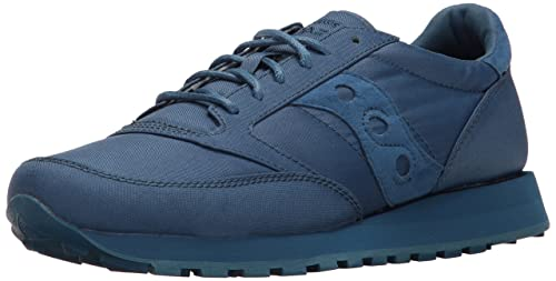 62b74b7fd63b Saucony Man Low Sneakers S70294-3 Original Jazz Size 40 Blue  Amazon ...
