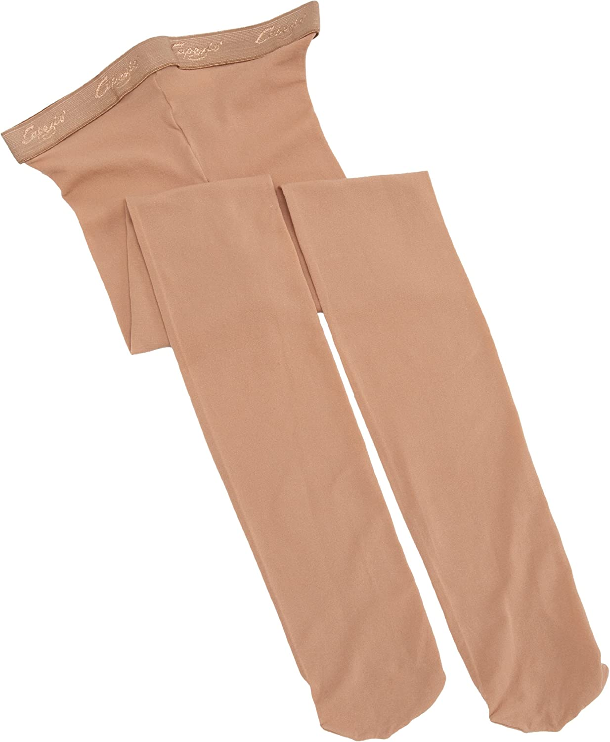 Capezio Girls' Hold & Stretch Footed Tight: Clothing