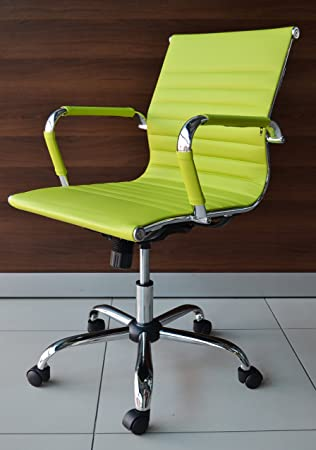 lime green office furniture. Lime Green Designer Computer Contemporary Reception Meeting Office Chair: Amazon.co.uk: Kitchen \u0026 Home Furniture I