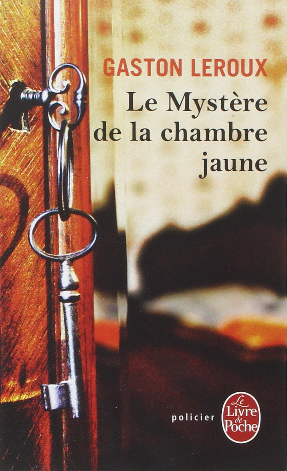 Le Mystere De La Chambre Jaune Ldp Policiers French Edition Gaston Leroux  Amazon Com Books