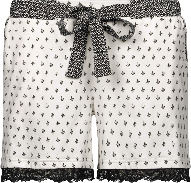 Vive Maria La Fillette Short Pyjama Pants Black Allover