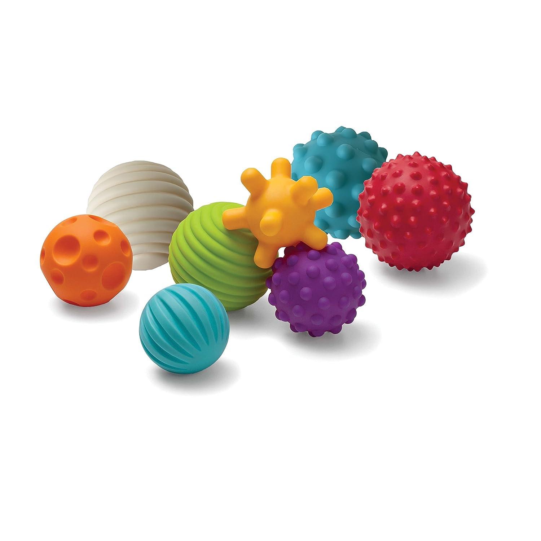 Infantino Balls /& Buddies Activity Toy Set Blocks