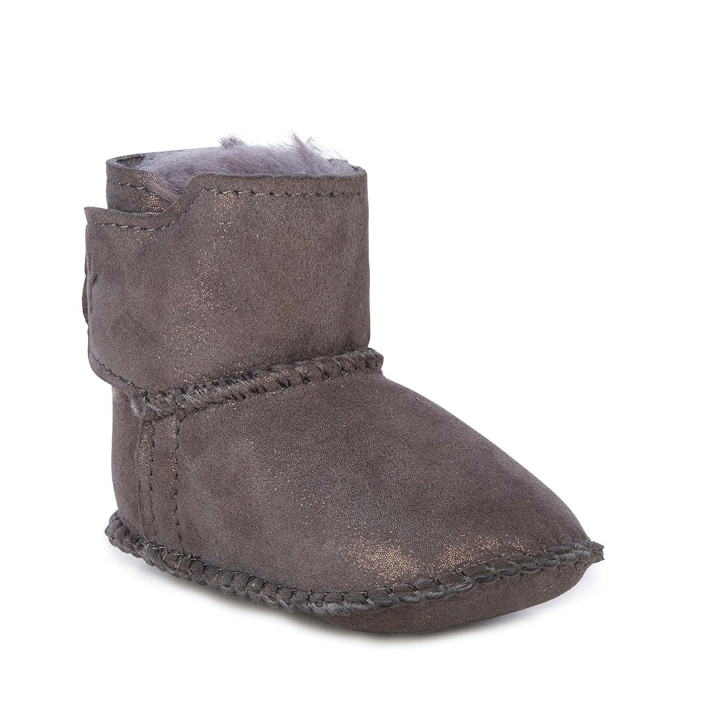 6a0da6f96f1 Amazon.com | EMU Australia Babies Baby Bootie Metallic Winter Real Sheepskin  Boots | Boots