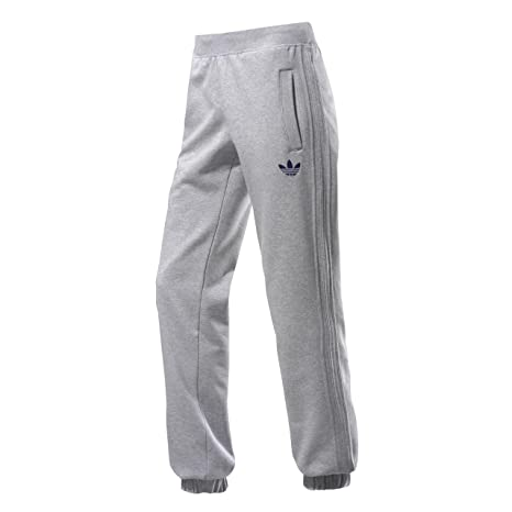 fd8a8bdb91bd10 adidas SPORT FLEECE CASUAL TRACKPANT Trainingshose grau  Adidas ...