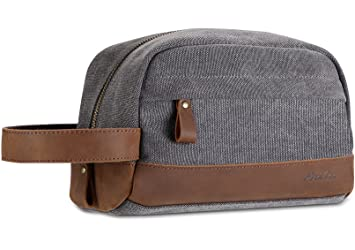 c591be9ca53c Image Unavailable. Image not available for. Color  ProCase Travel Toiletry  Bag Shaving Dopp Kit