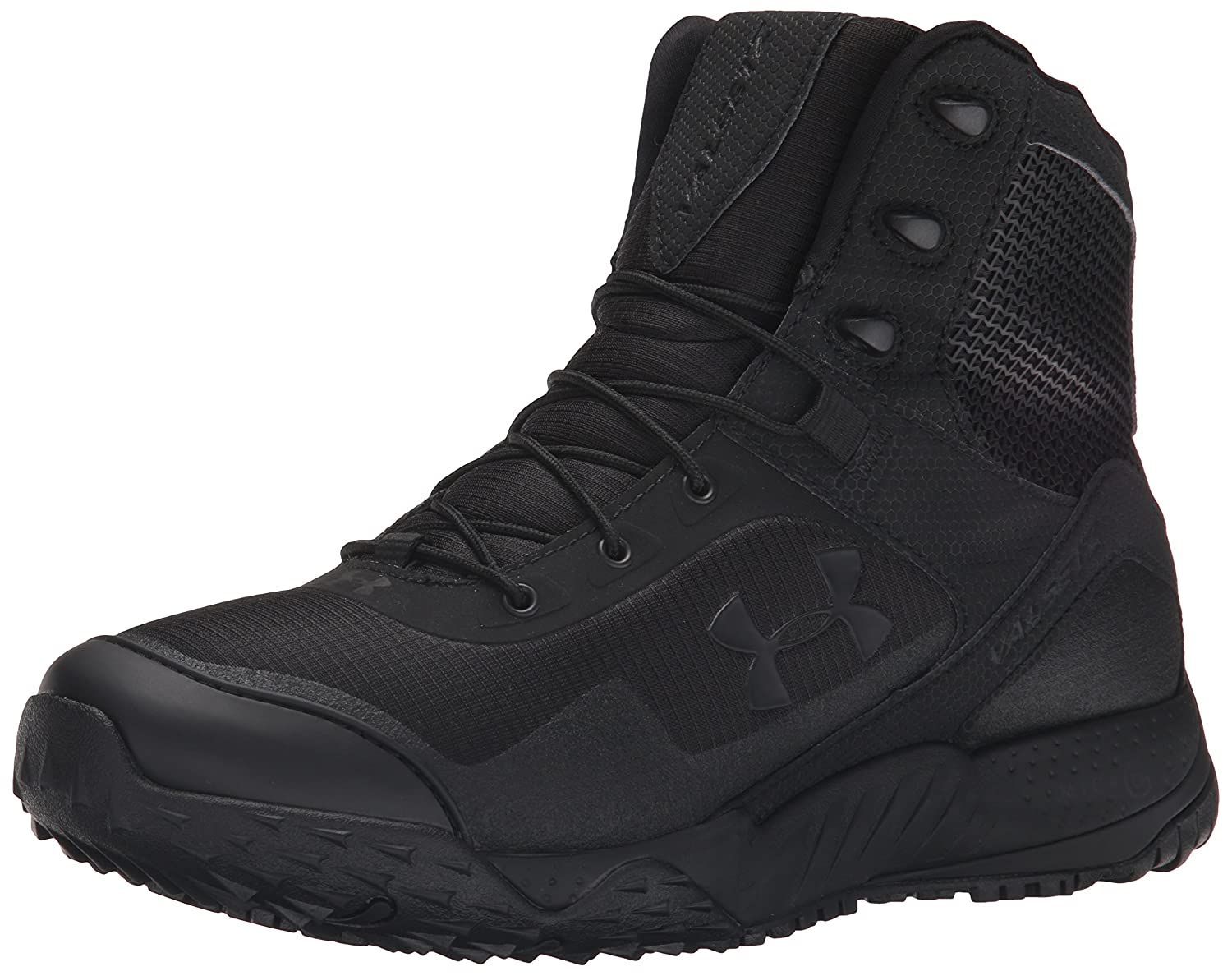 Under Armour Men 's Valsetz RTS 4e Black/Black/Black 12 4E US 1250599