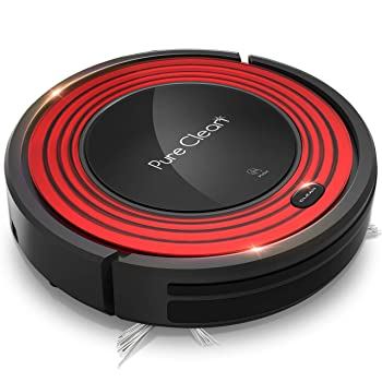 Pure Clean Robot Vacuum Cleaner and Dock