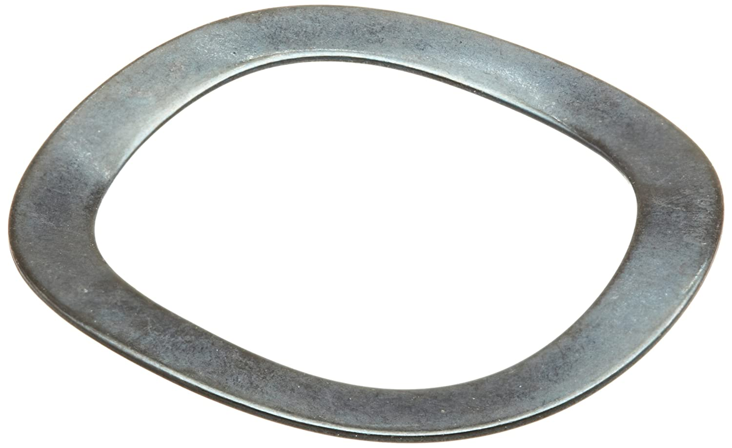 0.719 ID 0.01 Thick 0.033 Compressed Height Wave Washers Pack of 10 Inch 6lbs Load, High Carbon Steel 0.925 OD 3 Waves