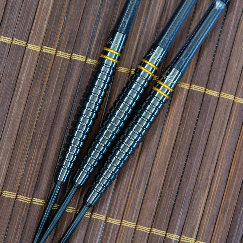Steeldart Dynasty A-Flow Black Line Fallon Sherrock 3