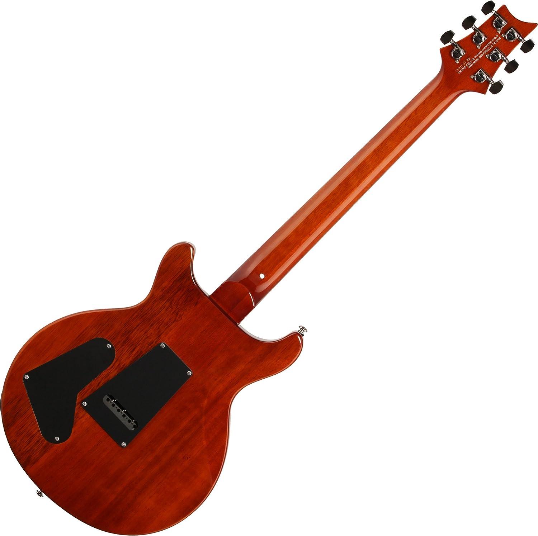 PRS stcsft se Santana Standard Faded de caparazón de tortuga guitarra eléctrica (con funda, con función atril, sintonizador, y Lock-It correa: Amazon.es: ...