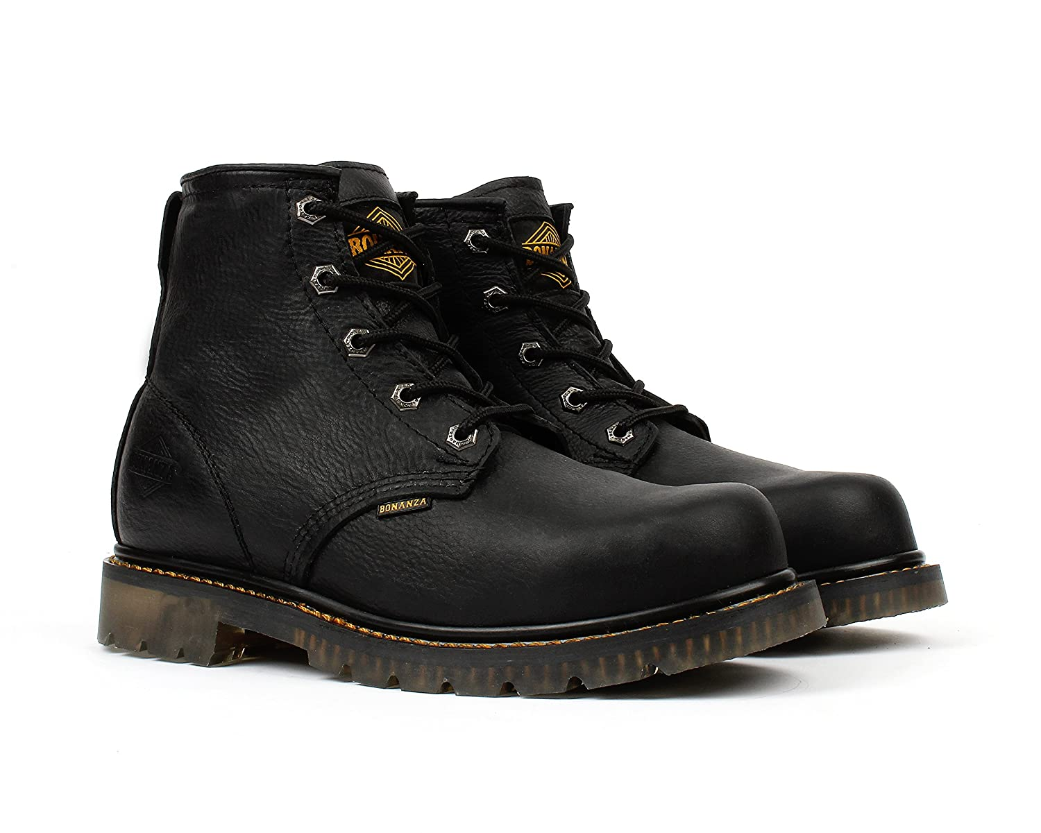 354e7938f45 Amazon.com | Bonanza Boots Goodyear Men's 6