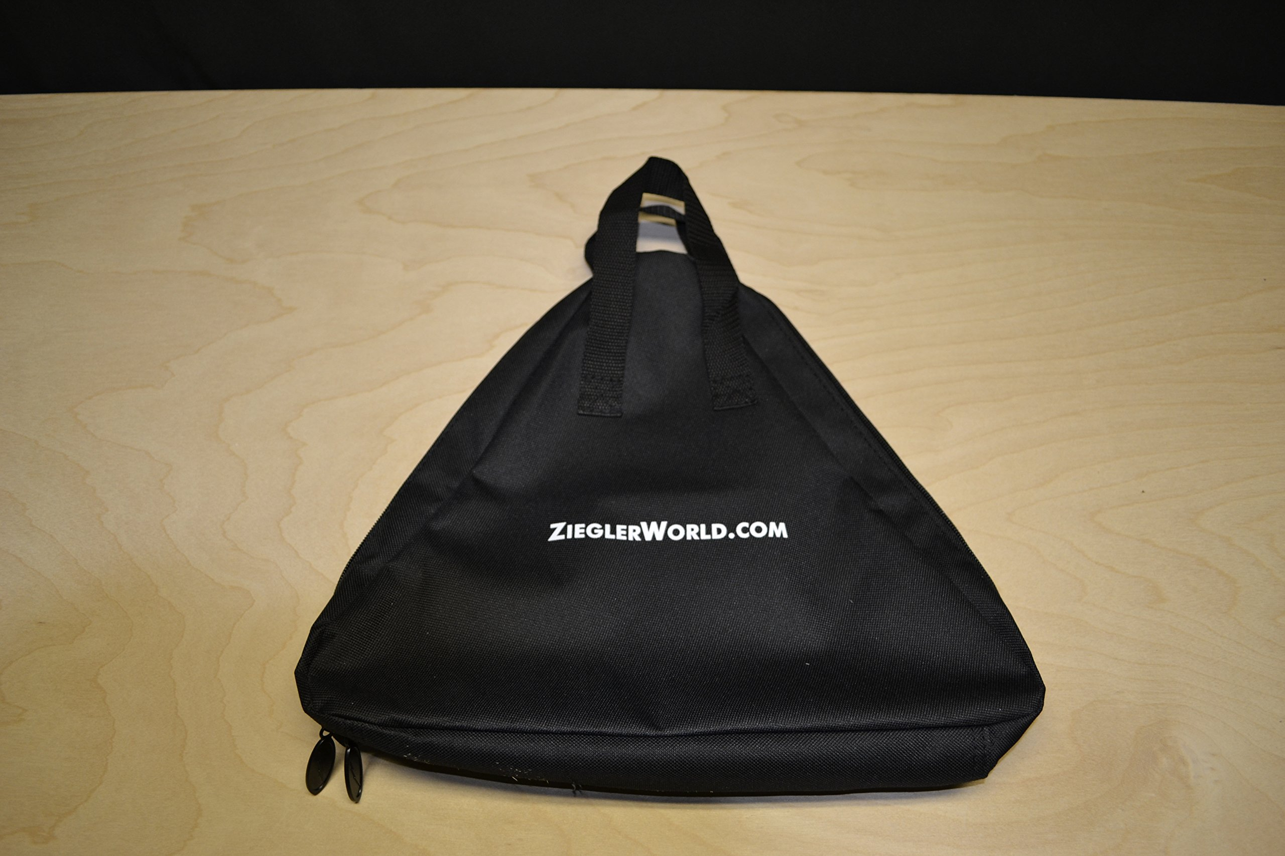 Zieglerworld Table Shuffleboard Bowling Carrier - Storage Bag (Bag Only No Pins/Pinsetter)