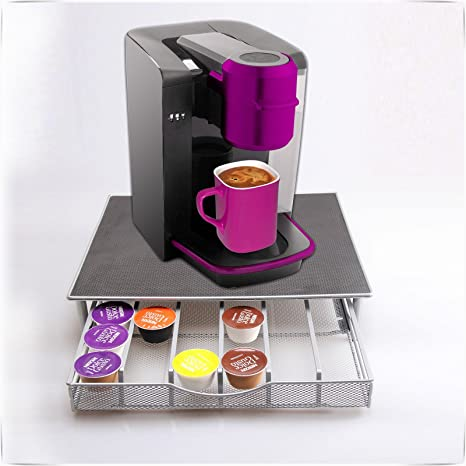 Safekom 36 Dolce Gusto máquina de soporte taza de café (vaina de almacenamiento de té