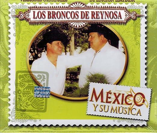 Los Broncos de Reynosa - Los Broncos de Reynosa (3CDs Mexico y su Musica Peerless-467422) - Amazon.com Music